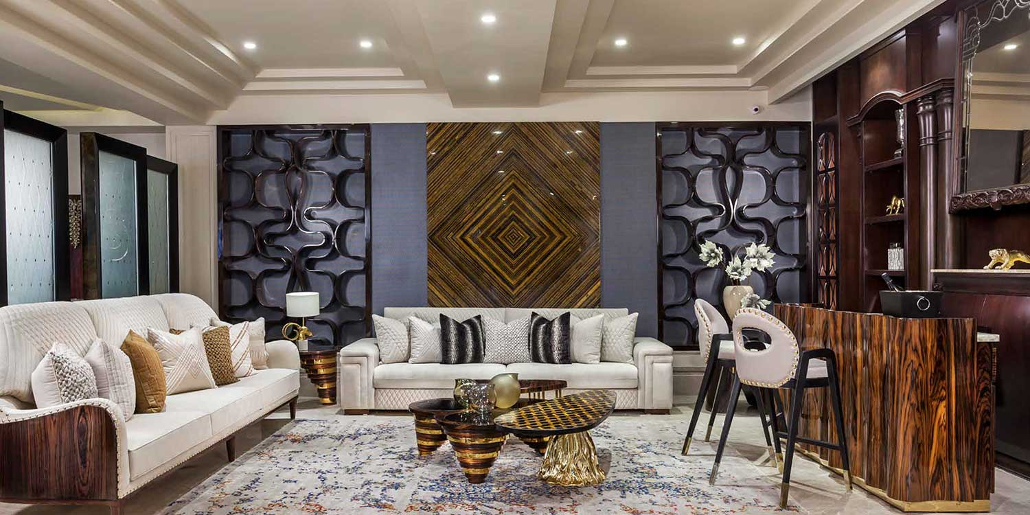 Anca Bespoke Luxury Furniture News Anca Showcases A Preview Of Renoir Collection At Et Acetech Mumbai